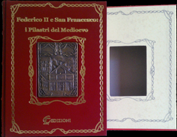 Friedrich II and Saint Francis - cover